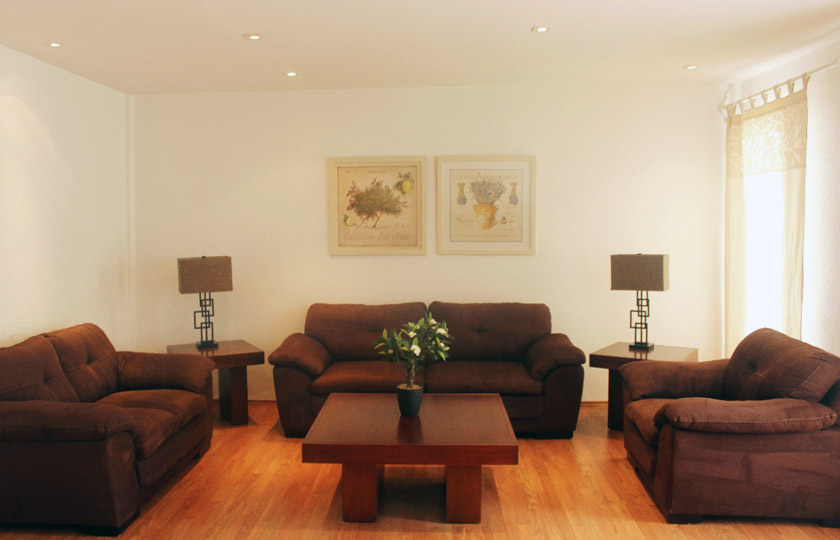Living rooms for rent novorenta Model home furniture rental